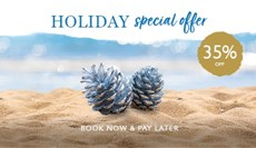 Extended Holiday Special Offer - 35% kedvezmény