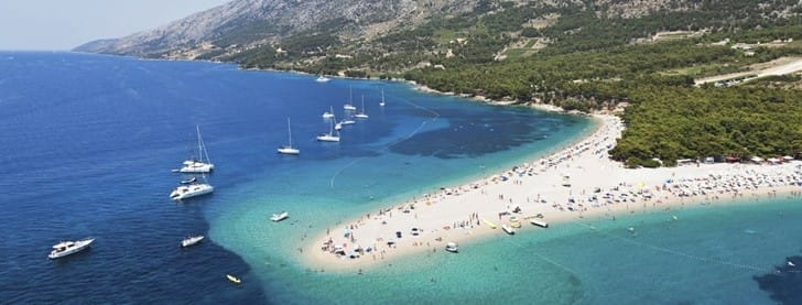 First hand experience of Zlatni Rat Beach