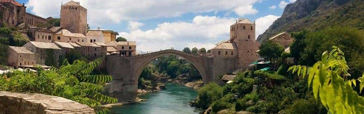 Mostar's culture and history will leave you wanting more