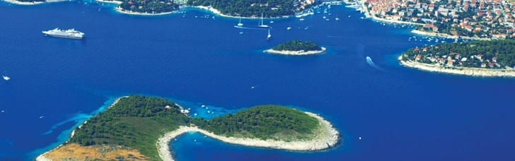 Enjoy the beautiful island of Hvar and the Palmižana resort